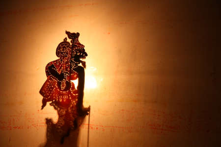 shadow puppet photo