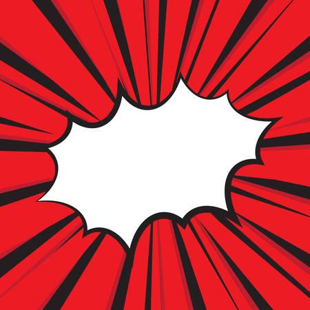 Boom comic book explosion, Vector illustration comic style Stock Vector - 27374543
