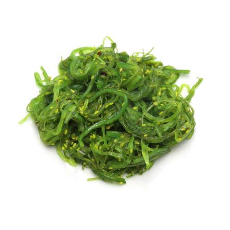 mariscos: Ensalada de algas