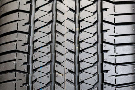 tyre tread: Texture of tire