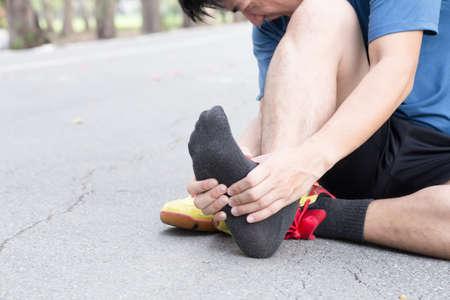 Plantar fasciitis, Sport injury concept