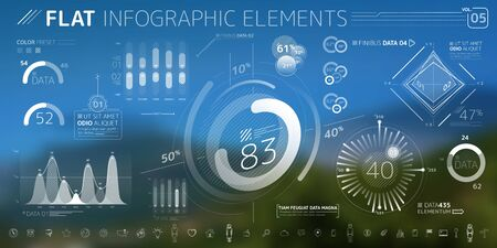 Corporate Infographic Elements Collection