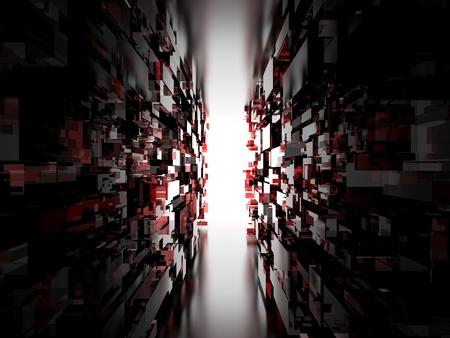 The digital corridor