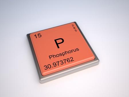 phosphorus: Phosphorus chemical element of the periodic table with symbol P