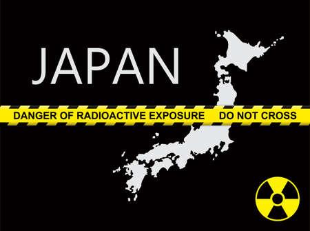 exposure: Danger of Radioactive Exposure - Japan