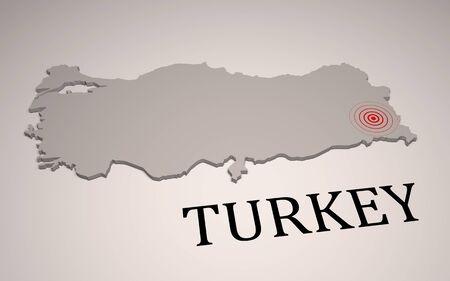 Turkey earthquake photo