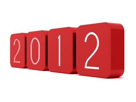 2012 Happy new year! photo