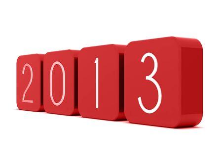 2013 Happy new year! photo