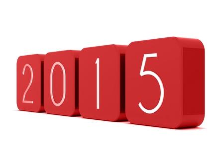 2015 Happy new year! photo