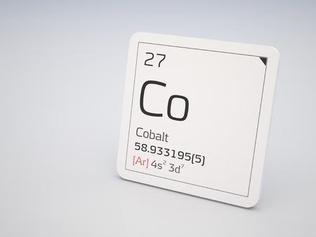 pepsico: Cobalt - element of the periodic table