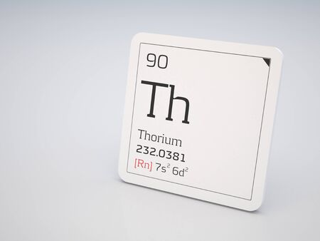thorium: Thorium - element of the periodic table