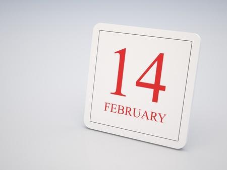 14: 14 de febrero - d�a de San Valent�n