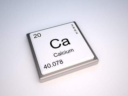 dissolved: Calcium