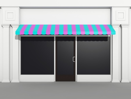 shopfront: Shopfront - store front Stock Photo