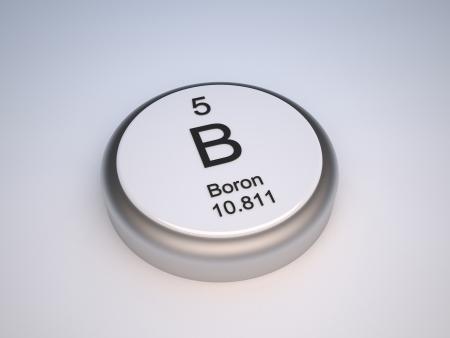 boron: Boron capsule