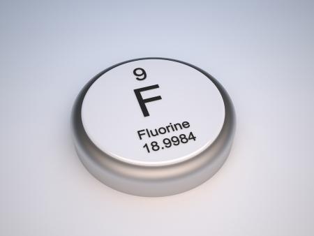 Fluorine capsule Stock Photo - 14055257