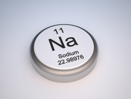 sodium: Sodium capsule