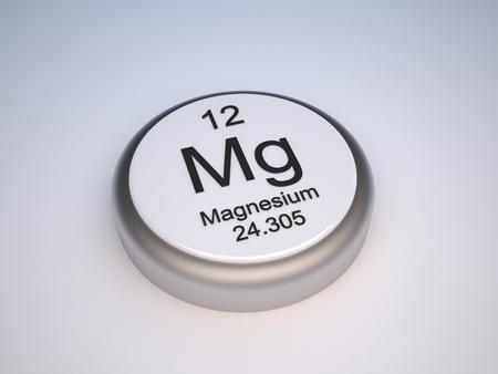 Magnesium capsule photo