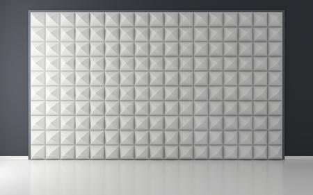 noiseless: Acoustic room Stock Photo