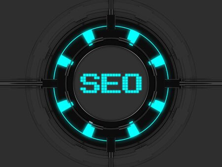 SEO - Search Engine Optimization Stock Photo - 14546118