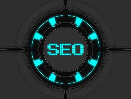 SEO - Search Engine Optimization Stock Photo - 14546118