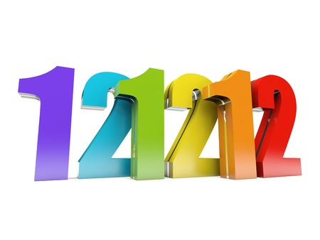 12: 12 12 12 - Special Day - Wednesday 12 December 2012
