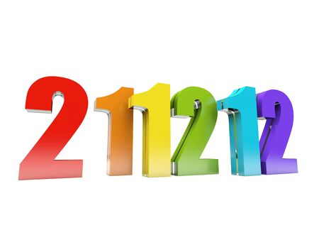 the end of a rainbow: Rainbow el 21 de diciembre de 2012 - El fin del mundo final feliz