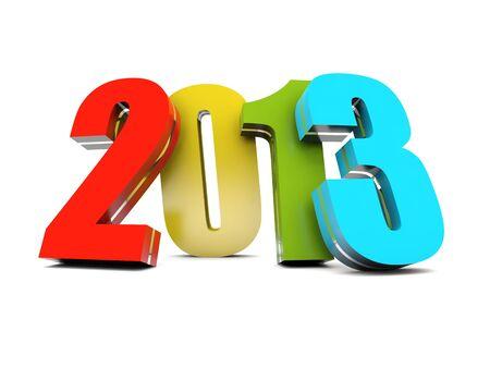 2013 background - Happy New Year photo