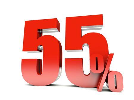 55 Percent off Stock Photo - 17094142