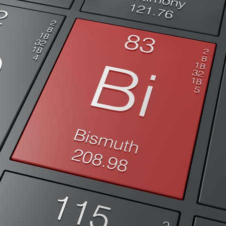 El plomo elemento de la tabla periódica Foto de archivo - 17935576