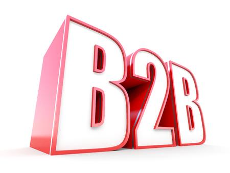 b2b: B2B tipograf�a 3d