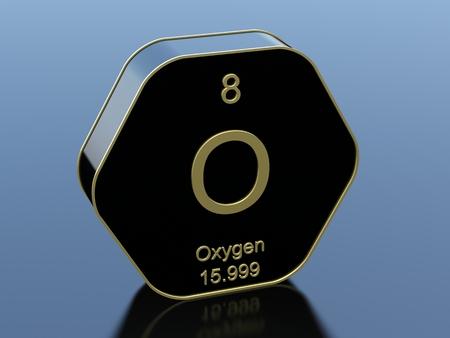 oxigeno: Oxígeno Foto de archivo