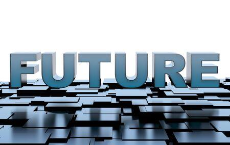 digital composite: Future