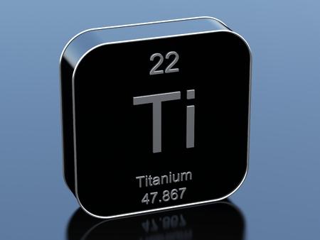 titanium: Titanium Stock Photo