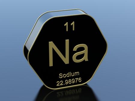 si�o: Sodium