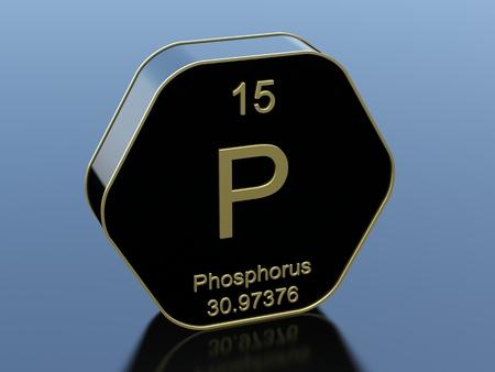 phosphorus: Phosphorus Stock Photo