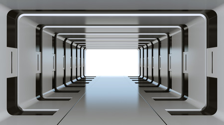 tunnel: T�nel futurista