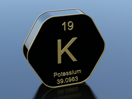 potassium: Potassium element
