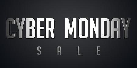 サイバー月曜日の販売