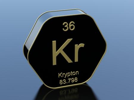 Zinc Element Symbol On Hexagonal Black Icon Stock Photo Picture And