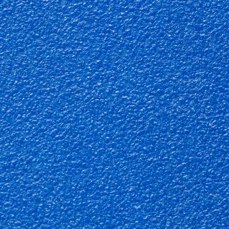 Blue plastic texture closeup