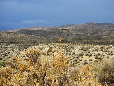 Panorámica del desierto de Tabernas