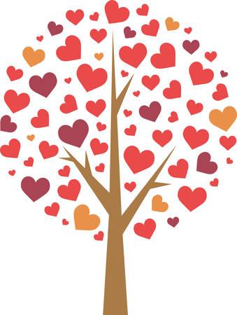 Reizendes Herz-Struktur für Ihr Projekt Valentine Vektorgrafik