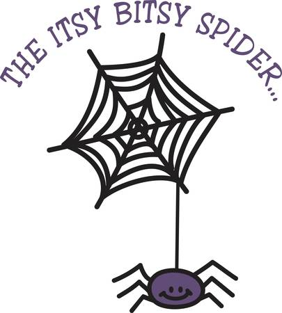 Our little spider has been toiling to create this magnificent web.  All ready to create special Halloween delights for your little goblins.
