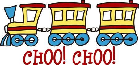 Kleine jongens hou gewoon van treinen Gebruik dit leuke ontwerp voor de ruimte decor of een shirt zeker een favoriet te zijn te creëren.