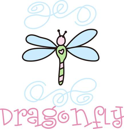The dragonfly brings dreams to reality and is the messenger of wisdom and enlightenment from other realms.