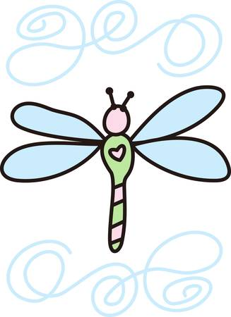 realms: The dragonfly brings dreams to reality and is the messenger of wisdom and enlightenment from other realms.