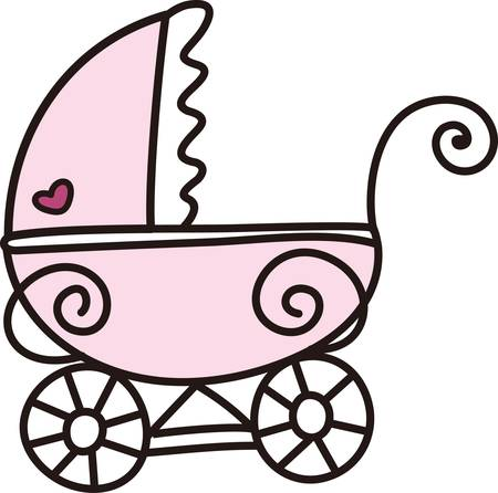 carriers: This cute design of a stroller is perfect to add to the perfect gift for babys nursery.  Mom and dad will love it