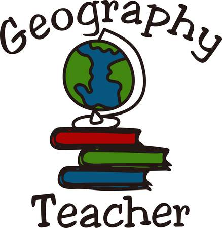 Where will we go today Through this globe and these books we can go anywhere our imagination leads.  What a fitting design for your favorite teacher. Illustration