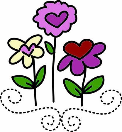 faire l amour: Un jardin de coeurs faire grandir l'amour partout où vous choisissez de les afficher. Ceci est à la fois une grande conception de printemps et Valentine décoration